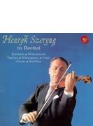 Szeryng: Devil's Trill-violin Pieces (Ltd)