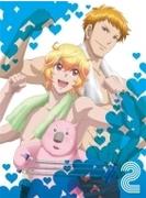 美男高校地球防衛部love!love! 2 (+dvd)