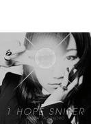 1HOPE SNIPER 【アーティストジャケット盤】/TVアニメ『TRICKSTER -江戸川乱歩「少年探偵団」より-』ED主題歌