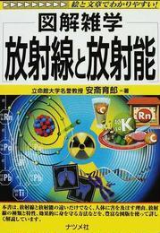 放射線と放射能