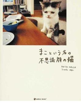 まこという名の不思議顔の猫 正(MARBLE BOOKS)