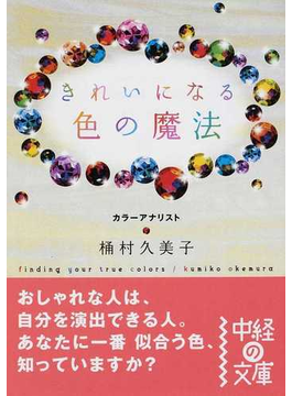 きれいになる色の魔法(中経の文庫)