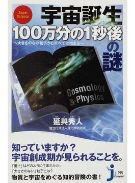宇宙誕生100万分の1秒後の謎 大きさのない粒子からすべては始まる Super Science(じっぴコンパクト新書)
