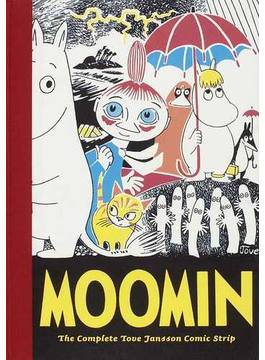 Moomin bk. 1 the complete Tove Jansson comic strip