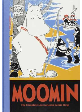 Moomin bk. 7 the complete Lars Jansson comic strip