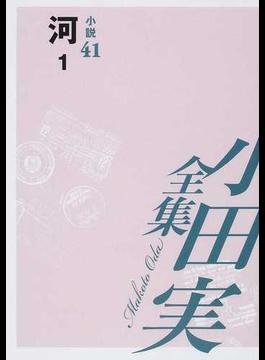 小田実全集 小説第41巻 河 1