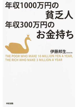 年収1000万円の貧乏人年収300万円のお金持ち