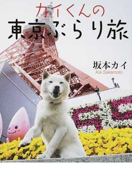 カイくんの東京ぶらり旅