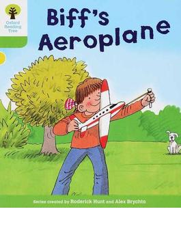 Biff's aeroplane