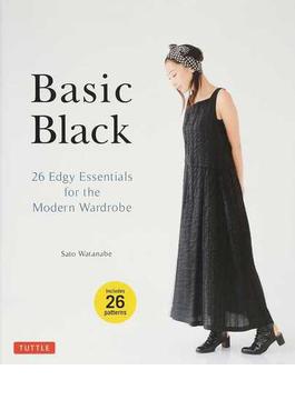 Basic Black 26 Edgy Essentials for the Modern Wardrobe