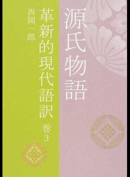 源氏物語 革新的現代語訳 巻3