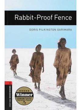 Rabbit‐proof fence