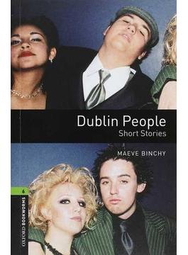 Dublin people short stories