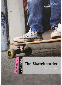 The skateboarder