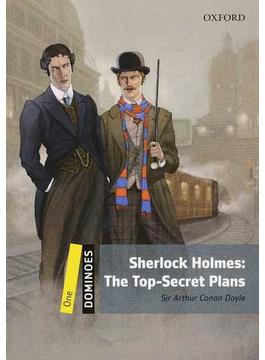 Sherlock Holmes: The top‐secret plans