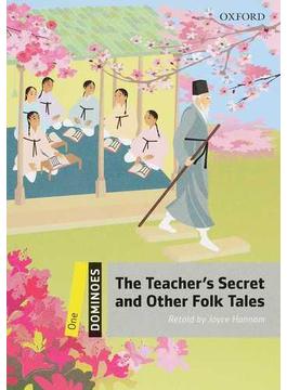 The teacher's secret and other folk tales