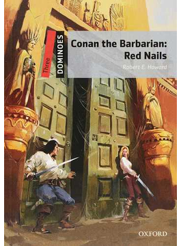 Conan the barbarian: Red nails