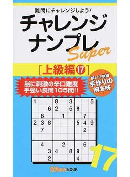 チャレンジナンプレSuper 難問にチャレンジしよう! 上級編17