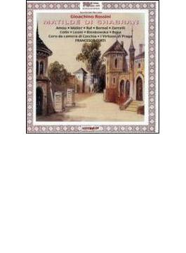 Matilde Di Shabran: Corti / I Virtuosi Di Praga 天羽明惠 R.muller