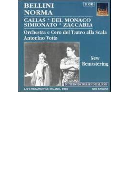 Norma: Votto / Teatro Alla Scalacallas Del Monaco Simionato
