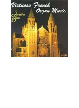 Virtuoso French Organ Music: Jennifer Bate(Org)