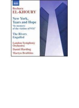 New York Tears & Hope, The Rivers Engulfed: Brabbins / Harding / Lso