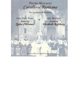 Cavalleria Rusticana(2 Performances): Erede / Tucker Papi / Rayner Rethberg