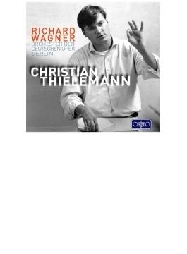 管弦楽曲集 ティーレマン&ベルリン・ドイツ・オペラ管弦楽団(2004年 ウィーン・ムジークフェライン・ライヴ)(2CD)