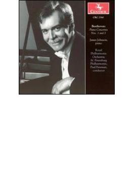 Piano Concerto, 1, 3, : James Johnson(P) Freeman / Rpo St Peterburg Po