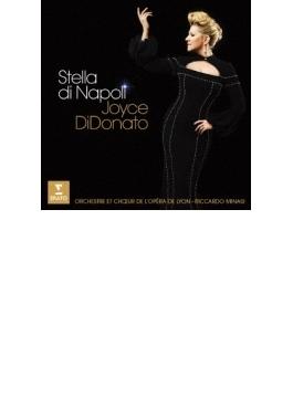 Stella Di Napoli-bel Canto Arias: Didonato(S) Minasi / Lyon National Opera O