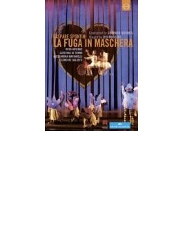 歌劇『仮面をつけた駆け落ち』全曲 ムスカート演出、ロヴァリス&イ・ヴィルトゥオーシ・イタリアーニ、ロジク、ディ・トンノ、他(2012 ステレオ)