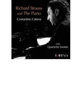 Piano Pieces, Works For Piano Quartet: Catena(P) Quartetto Savinio