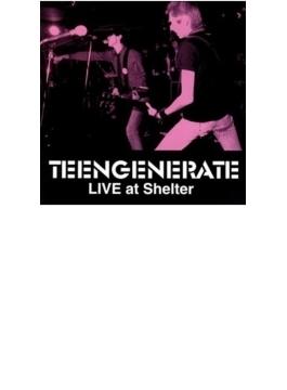 LIVE At Shelter