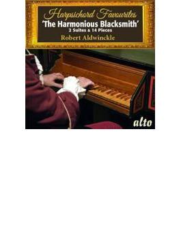 Aldwinckle: The Harmonious Blacksmith-harpsichord Favourites