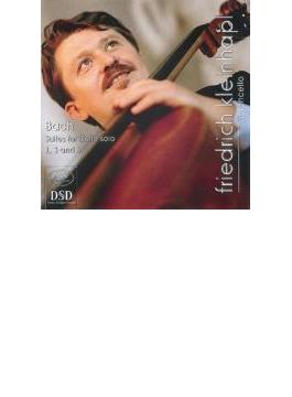 Cello Suite, 1, 3, 5, : Kleinhapl (Hyb)