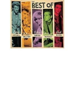 Best Of Eddy Mitchell, Johnny Hllyday, Sylvie Vartan, Richard Anthony & Dick Rivers