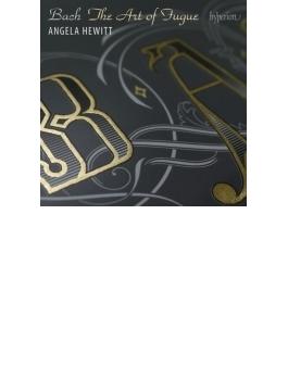 フーガの技法 アンジェラ・ヒューイット(2CD)