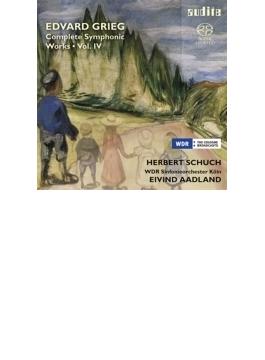 管弦楽曲全集第4集~交響曲、ピアノ協奏曲 オードラン&ケルン放送響、シュフ