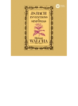 Invention & Sinfonia: Walcha(Cemb)