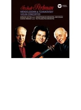 Violin Concerto: Perlman(Vn) Ormandy / Philadelphia O +mendelssohn: Haitink /