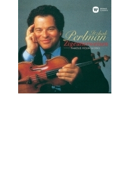 Works For Violin & Orch: Perlman(Vn) Martinon / Paris.o