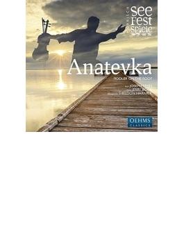 ミュージカル『アナテフカ(屋根の上のヴァイオリン弾き)』 D.レヴィ&メルビッシュ音楽祭、G.エルンスト、クムベルガー、他(2014 ステレオ)