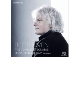 ピアノ・ソナタ全集 ブラウティハム(フォルテピアノ)(9SACD)