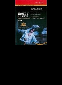 Romeo Et Juliet: N.joel Mackerras / Royal Opera House Alagna Vaduva