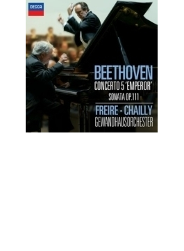 Piano Concerto, 5, : Freire(P) Chailly / Lgo +piano Sonata, 32,