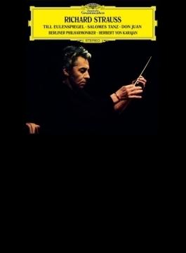 『ドン・ファン』『ティル・オイレンシュピーゲル』『サロメ』~7つのヴェールの踊り カラヤン&ベルリン・フィル(1972、73)(プラチナSHM)