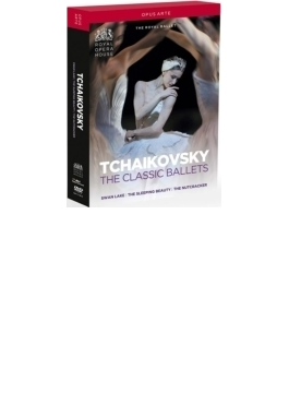Swan Lake, Nutcracker, Sleeping Beauty(Tchaikovsky): Nunez Soares 吉田都 Cojocaru Royal Ballet