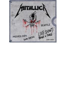 Live Sh*t: Binge & Purge (Cd Slipcase)(+dvd)