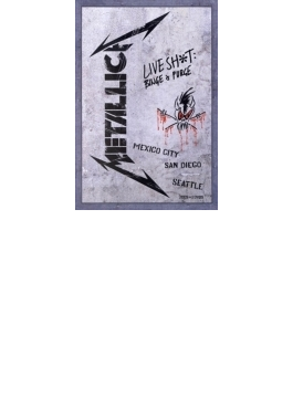 Live Sh*t: Binge & Purge (Dvd Bookstyle Slipcase)(+dvd)