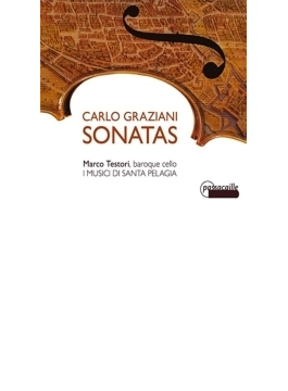 Cello Sonatas: Testori(Vc) Fornero(Cemb) Pinheiro(Cemb)